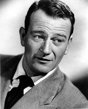 John Wayne, en una imagen de 1949. (Foto: AP)