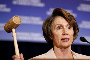La presidenta de la Cámara de Representantes, Nancy Pelosi. (Foto: EFE)