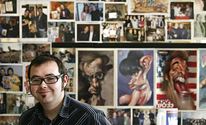 Albert Monteys, director de 'El Jueves'. (Foto: EFE)