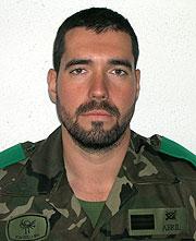 Juan Antonio Abril Sánchez. (Foto: Defensa/EFE)