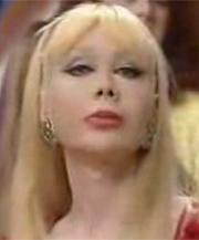 Manuela Trasobares. (Canal 9)