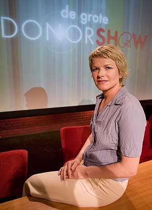 La actriz Leonie Gebbink era la supuesta enferma 'Lisa' en el programa. (Foto: REUTERS)