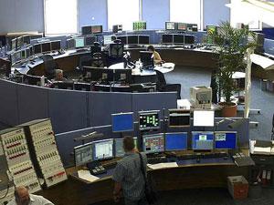 Centro de control del CERN. (Foto: Emilio)