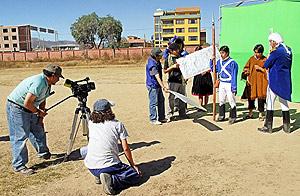 Imagen de la última escena de la película. (Foto: EFE)