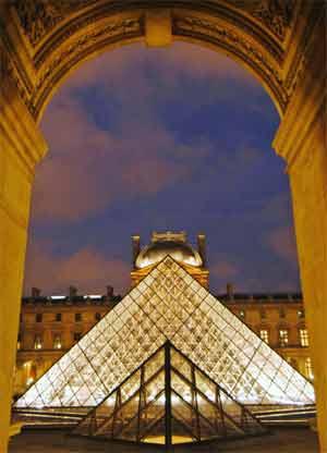 El Museo del Louvre ya cuenta con una nueva reliqui egipcia. (Foto: AP)