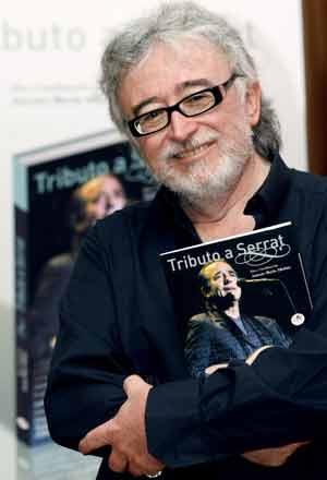 Antonio Marín Albalate, el autor del libro. (Foto: EFE)