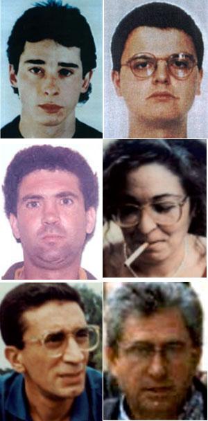 Jorge García, Israel Clemente, J. Fco. Cela, Isabel Aparicio, M. Ramón Arango, Lucio García. (Fuente: Interior)
