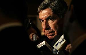 Óscar Arias, presidente de Costa Rica. (Foto: AP)