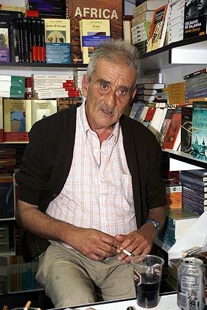 El escritor, Leopoldo Panero. (Foto: EFE)