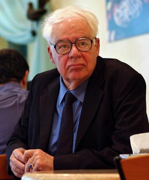 El filósofo nortemaricano Richard Rorty. (Foto: AP)
