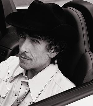 El cantante, en una imagen en blanco y negro. (Foto: SONY BMG)