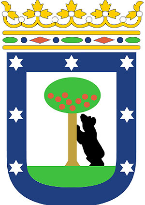 Imagen del escudo de Madrid
