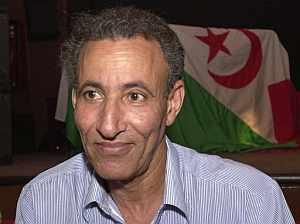 Fotografía de archivo, del delegado del Frente Polisario en España, Brahim Gali. (Foto: EFE)