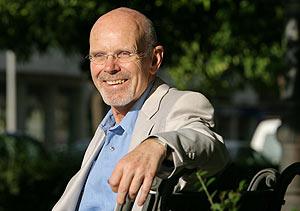El filósofo Philip Pettit. (Foto: Madero Cubero)