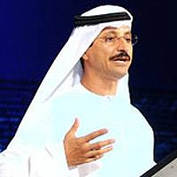 Sultán Bin Sulayem, propietario de The Palm. (Foto: NAKHEEL)