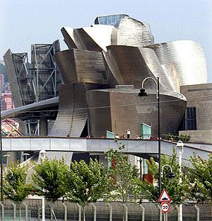 Imagen del Museo Guggenheim. (Foto: EFE)