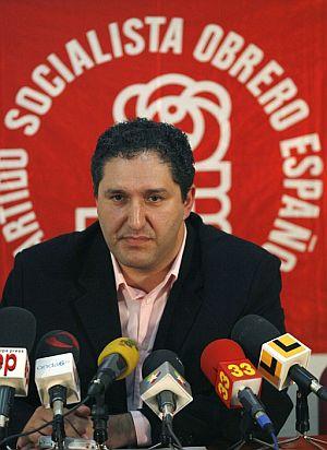 Cepeda, en el anuncio de su candidatura. (Foto: EFE)