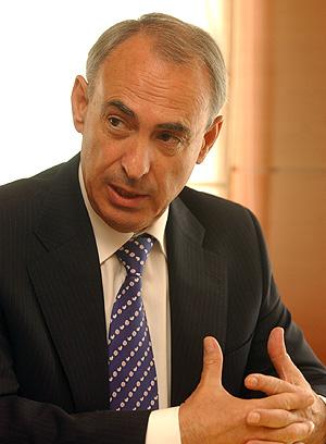 El alcalde de Torrelodones, Carlos Galbeño. (Paco Toledo)