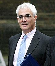 Alistair Darling. (Foto: EFE)