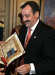 Julián Lanzarote. (EFE)
