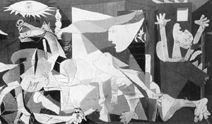 El 'Guernica', de Picasso. (Foto: EL MUNDO)