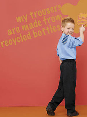 Los pantalones están pensados para uniformes escolares. (Foto: M&S)
