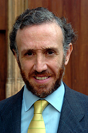 Eduardo Inda. (Foto: EL MUNDO)