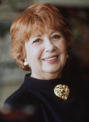 Fotografía de archivo de la soprano Beverly Sills de 1994. (Foto: AP)
