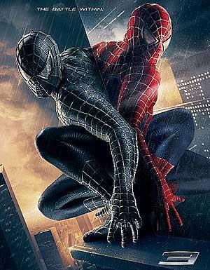 Spiderman 3 ha recaudado 15,7 millones de euros.