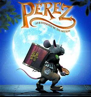 'Pérez, el ratoncito de tus sueños' ha recaudado 2,1 millones de euros.