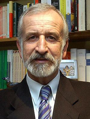 Salvador GutiérrezOrdóñez ha sido nombrado académico de la Lengua Española. (Foto: EFE)