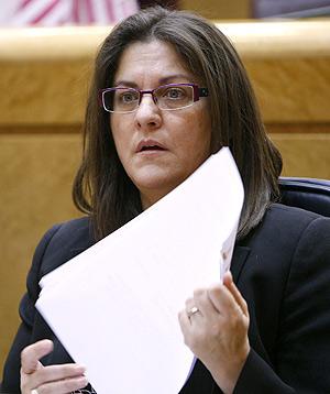 María Antonia Trujillo. (Foto: EFE)