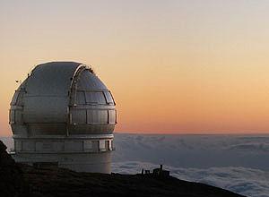 Gran Telescopio de Canarias (Foto: IAC)