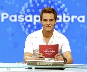 Christian Gálvez, presentador de 'Pasapalabra'.(Foto: MUNDO)
