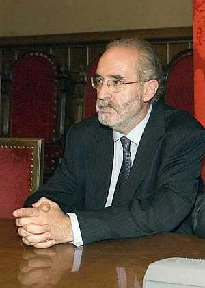 Fotografía de archivo del ex subdelegado en Barcelona Eduard Planells. (Foto: EFE)