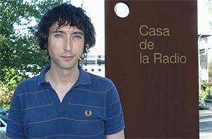 Toni Garrido. (Foto: RTVE)