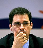 El juez Miguel Ángel Torres. (Foto: EFE)