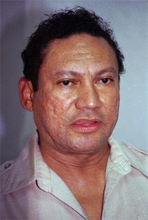Manuel Antonio Noriega, en una foto de archivo. (Foto: AP)