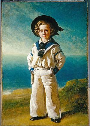 Alberto, el hijo de la reina Victoria de Inglaterra. (Foto: EFE)