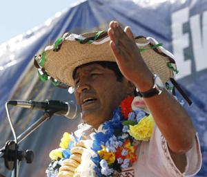 Evo Morales. (Foto: REUTERS)