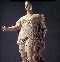 Una de las esculturas que será devuelta por el museo. (Foto: AP)
