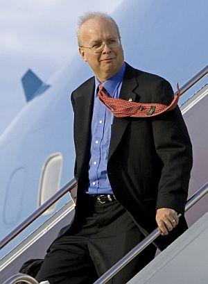 Karl Rove, en una imagen de 2006. (Foto: AFP)