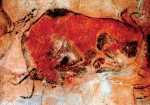 Pintura rupestre de Altamira (Foto: EL MUNDO)