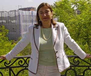 Carmen Cerdeira en una imagen de 2006. (Foto: Carlos Miralles)