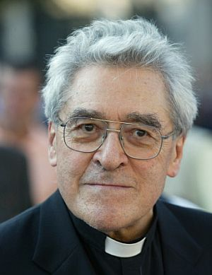 Jean-Marie Lustiger, en 2003. (Foto: AFP)