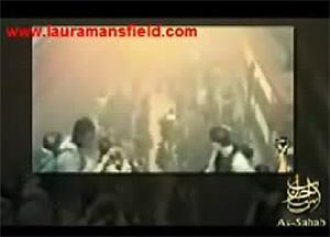 Uno de los fotogramas del vídeo.