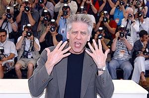 El director en la 55ª edición del Festival de Cannes. (Foto: AFP)