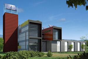 Vista del prototipo 'R4House'. (Foto: Luis de Garrido) [VER ÁLBUM]
