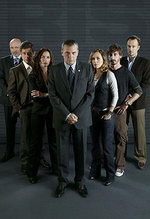 El equipo de 'RIS'. (Foto: Telecinco)