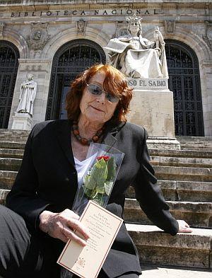 Imagen de archivo de Rosa Regàs. (Foto: EFE)